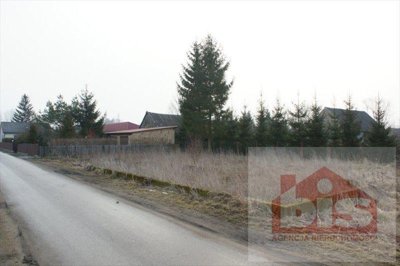 Działka budowlana na sprzedaż Białystok, Juchnowiec Kościelny  1029m2 Foto 4