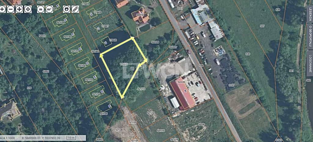 Działka budowlana na sprzedaż Bolesławiec, Pogodna  1751m2 Foto 6