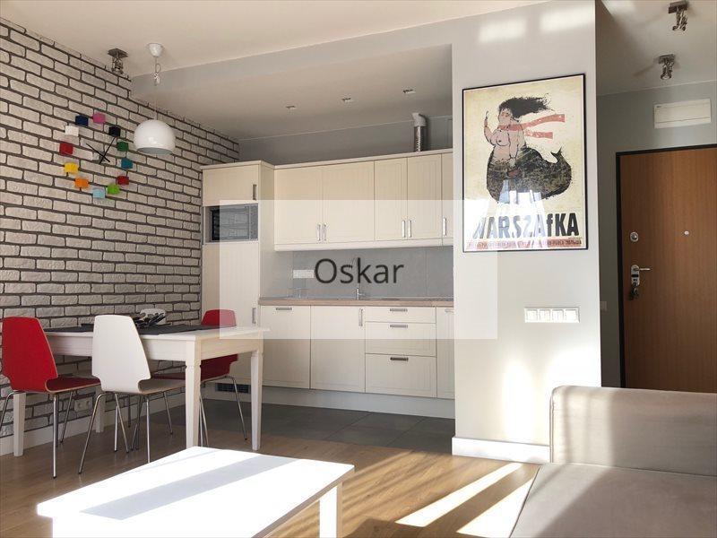 Mieszkanie dwupokojowe na wynajem Warszawa, Mokotów, Obrzeżna  44m2 Foto 5