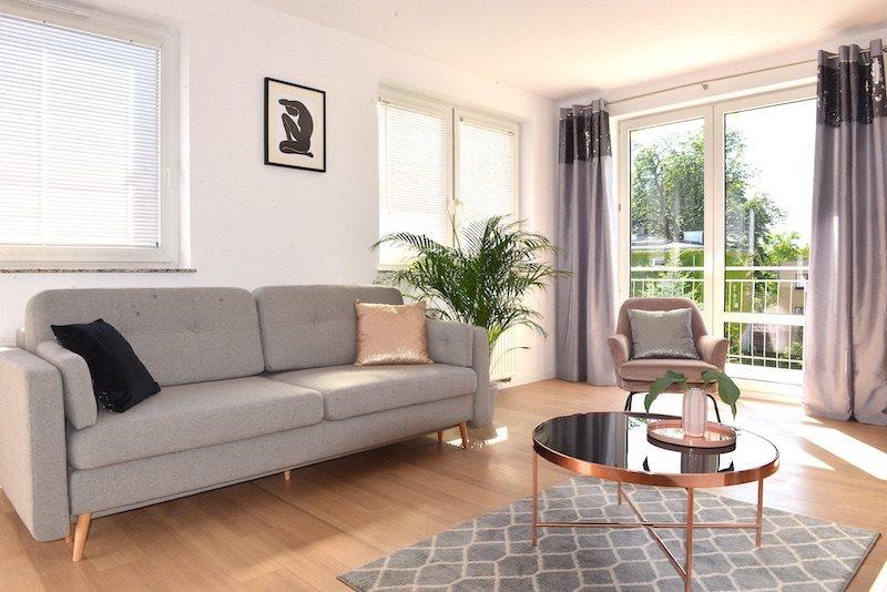 Mieszkanie dwupokojowe na sprzedaż Gdynia, Orłowo, Bukowa 6  54m2 Foto 1