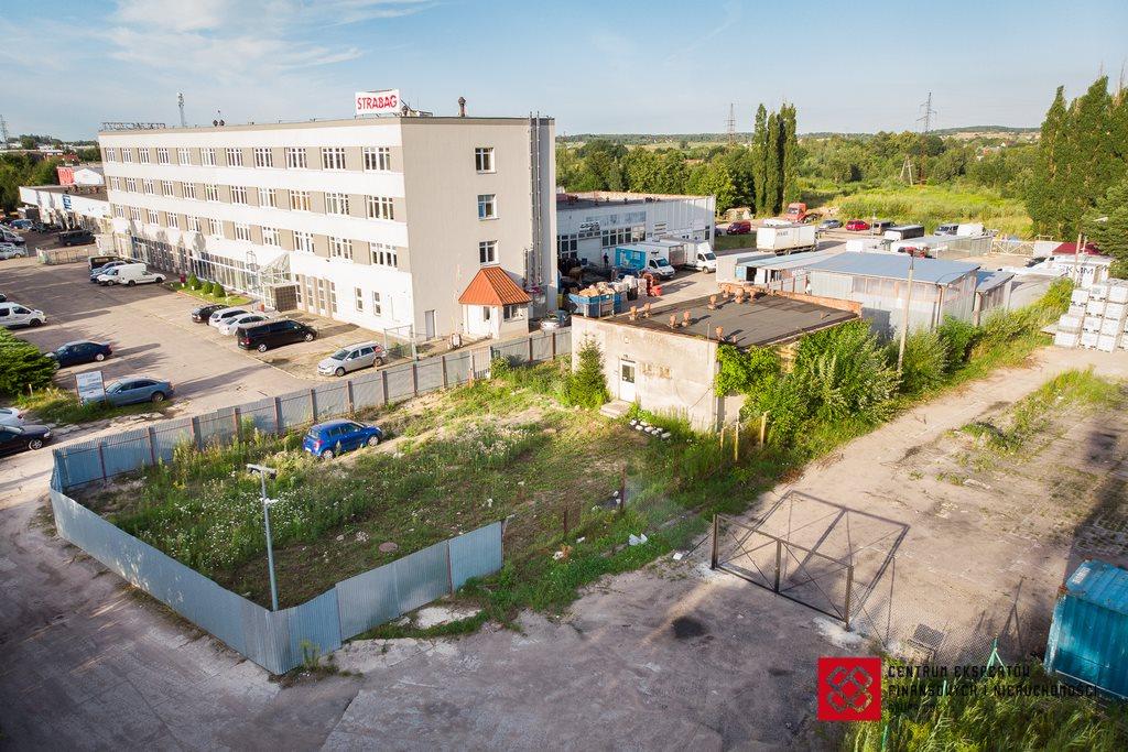 Działka komercyjna na sprzedaż Olsztyn, Aleja Piłsudskiego 76c  2014m2 Foto 4