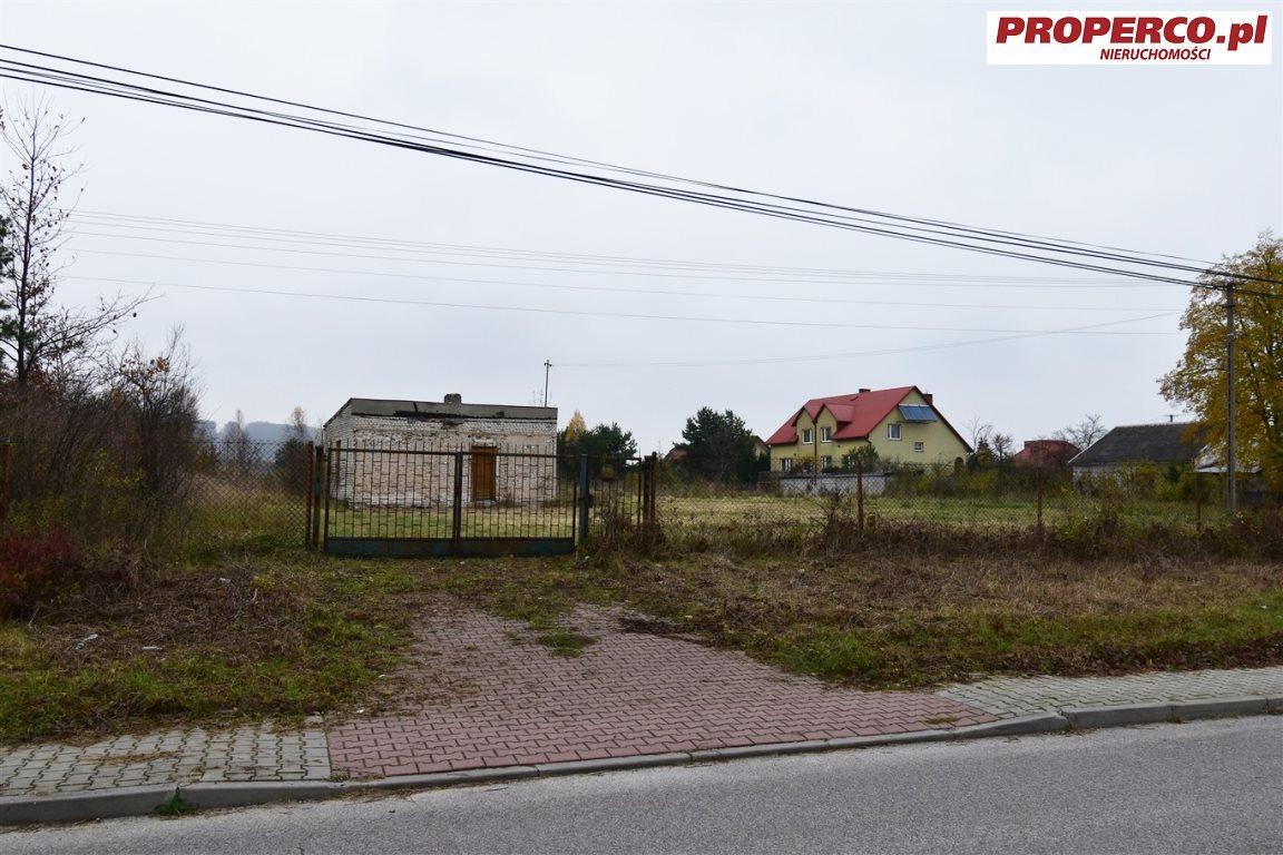 Działka budowlana na sprzedaż Zgórsko  3824m2 Foto 1