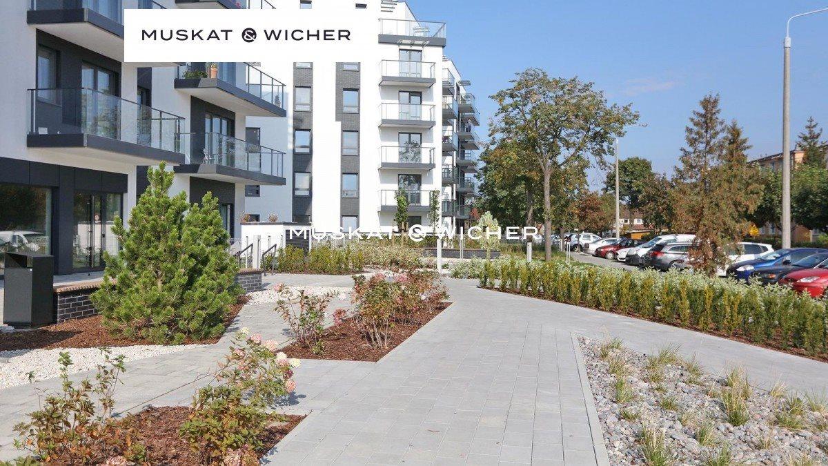 Mieszkanie dwupokojowe na sprzedaż Gdańsk, Przymorze, Maurycego Beniowskiego  46m2 Foto 1