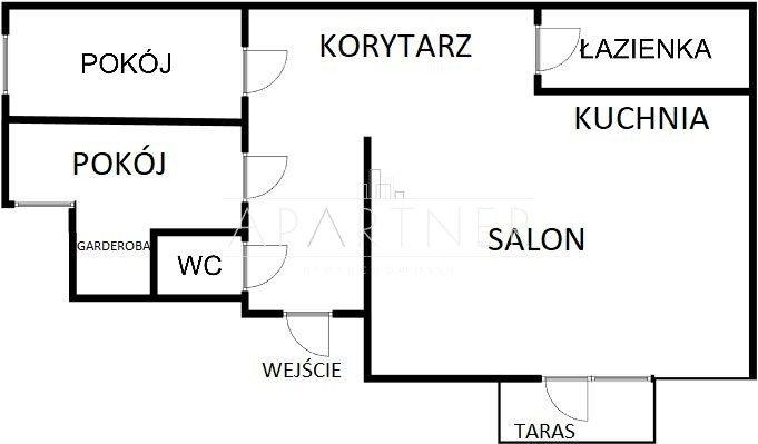 Dom na sprzedaż Pabianice  80m2 Foto 5