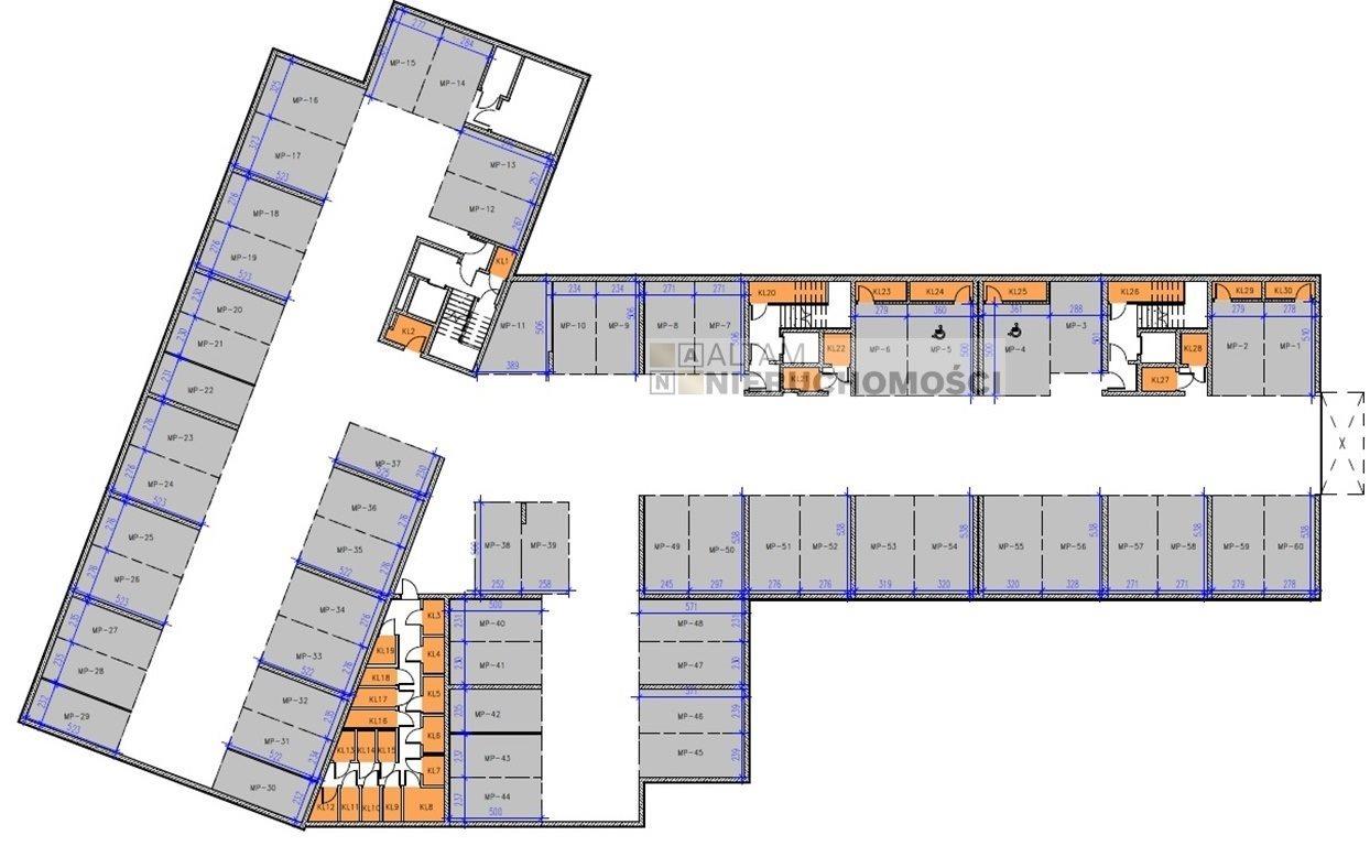 Mieszkanie dwupokojowe na sprzedaż Kraków, Czyżyny, Czyżyny  35m2 Foto 3