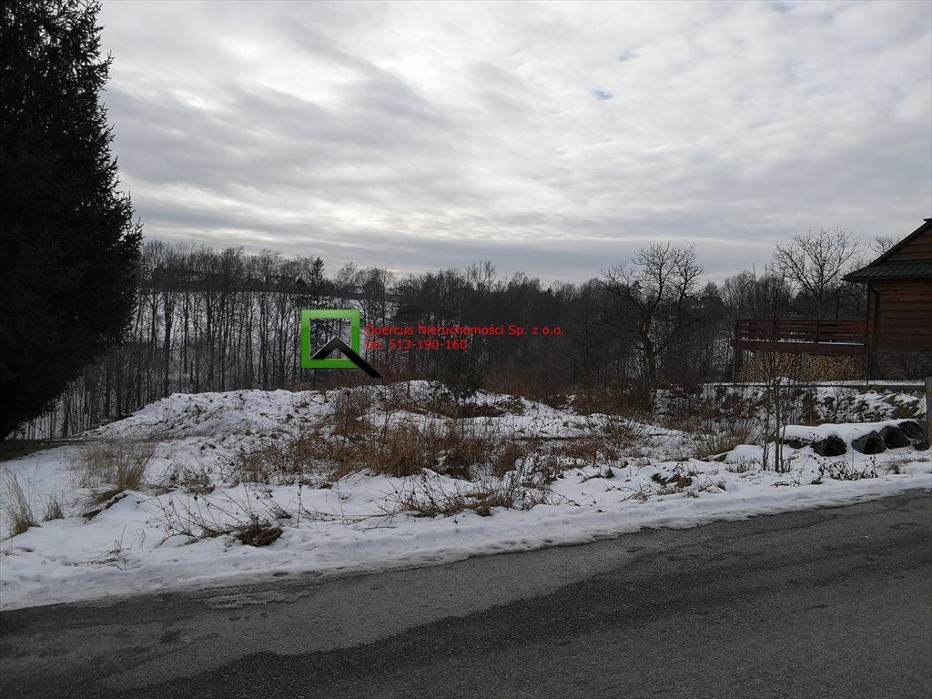 Działka budowlana na sprzedaż Siepraw  3450m2 Foto 3