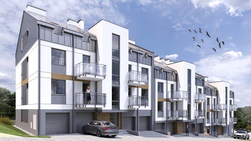 Mieszkanie czteropokojowe  na sprzedaż Rzeszów, Staroniwska  65m2 Foto 4