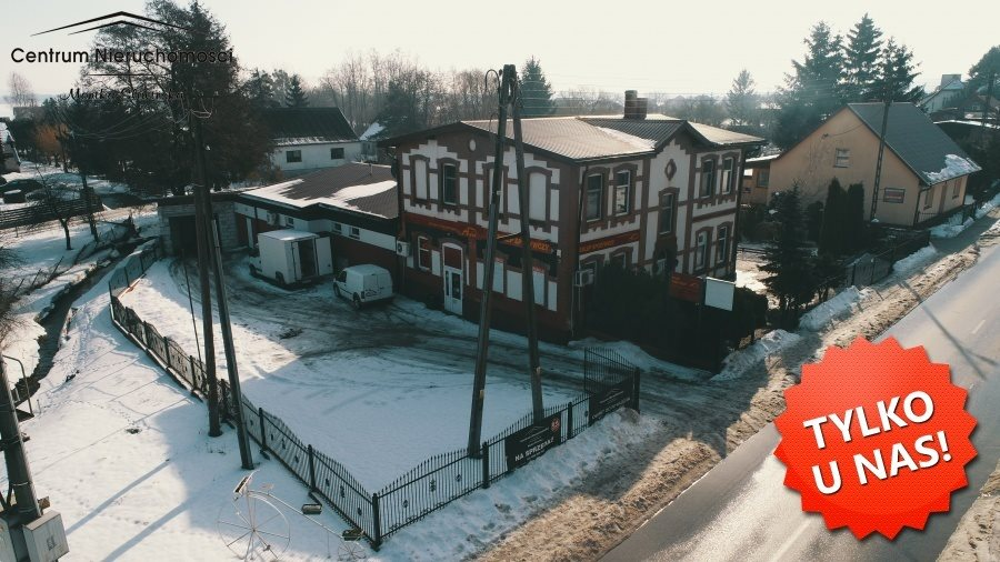 Lokal użytkowy na wynajem Gruczno  300m2 Foto 2