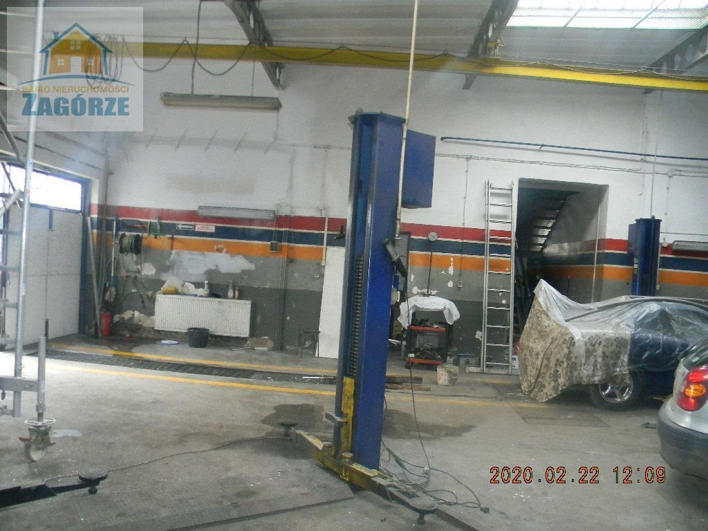 Lokal użytkowy na sprzedaż Dąbrowa Górnicza, Reden  300m2 Foto 12
