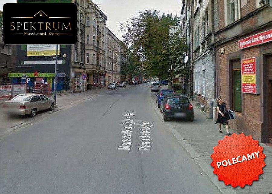 Lokal użytkowy na sprzedaż Bytom, Centrum, Piłsudskiego  91m2 Foto 1