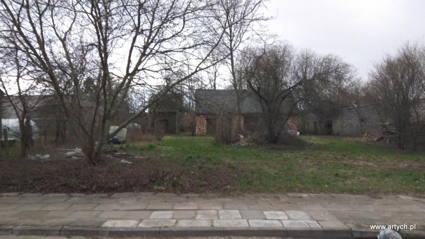 Działka budowlana na sprzedaż Sokołów Podlaski  1082m2 Foto 1