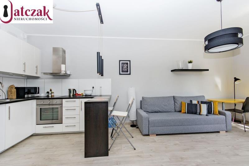 """Mieszkanie dwupokojowe na sprzedaż Gdańsk, Wrzeszcz, """"GARNIZON"""", HEMARA MARIANA  39m2 Foto 6"""