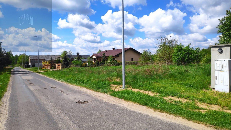 Działka budowlana na sprzedaż Kamionka  1200m2 Foto 4