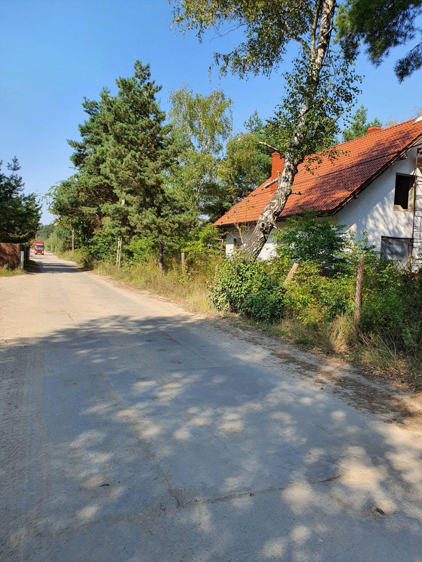 Działka przemysłowo-handlowa na sprzedaż Józefów, Graniczna  1238m2 Foto 5