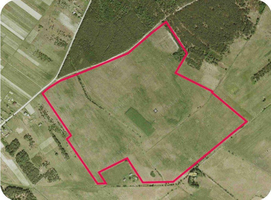 Działka rolna na sprzedaż Przybyszowy  332600m2 Foto 1