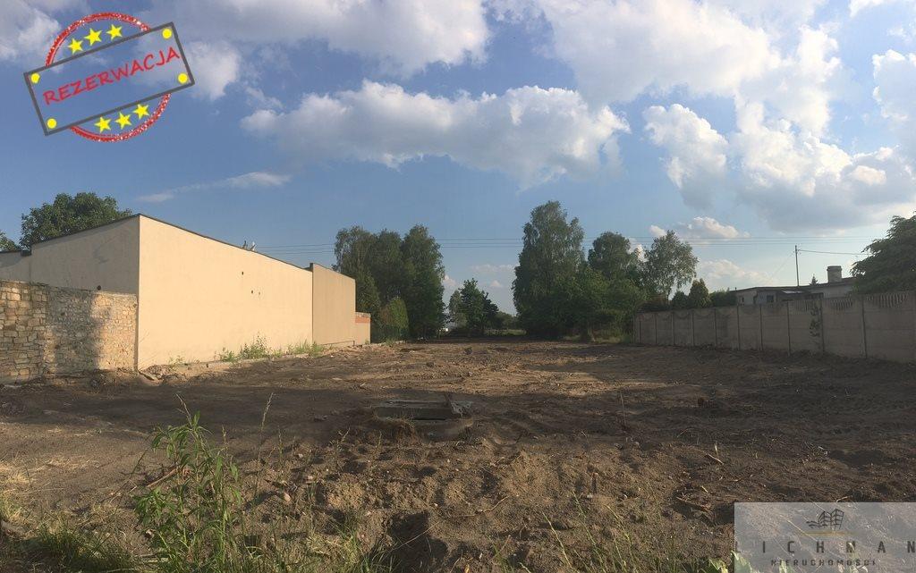 Działka budowlana na sprzedaż Łódź, Widzew  2039m2 Foto 3