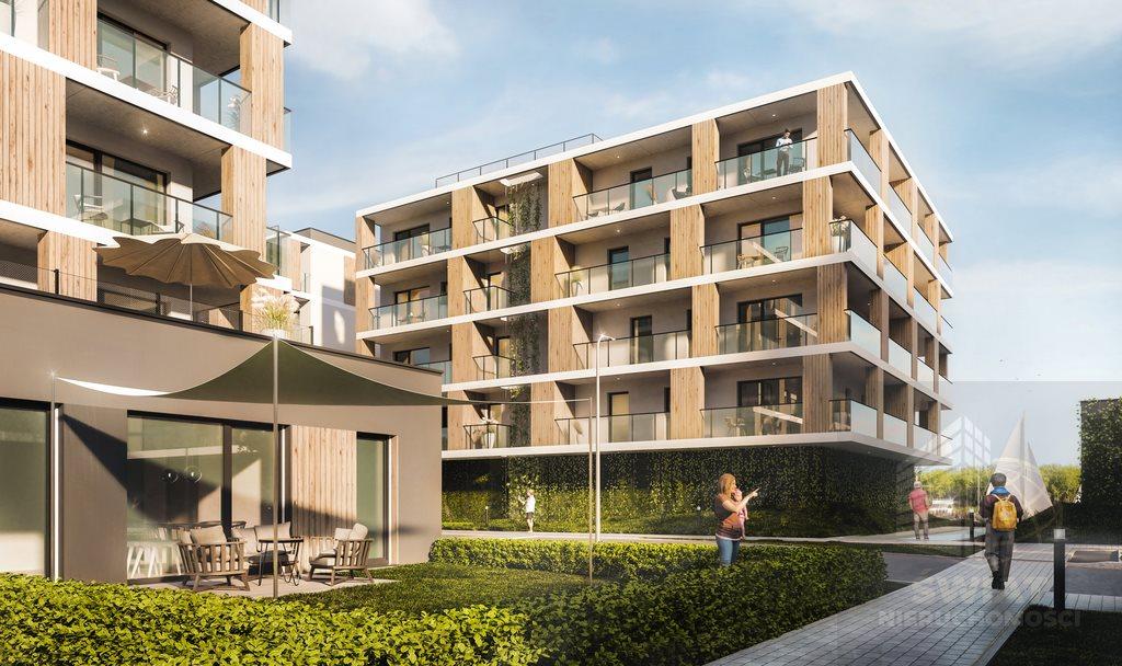 Mieszkanie dwupokojowe na sprzedaż Szczecin, Dąbie  41m2 Foto 6