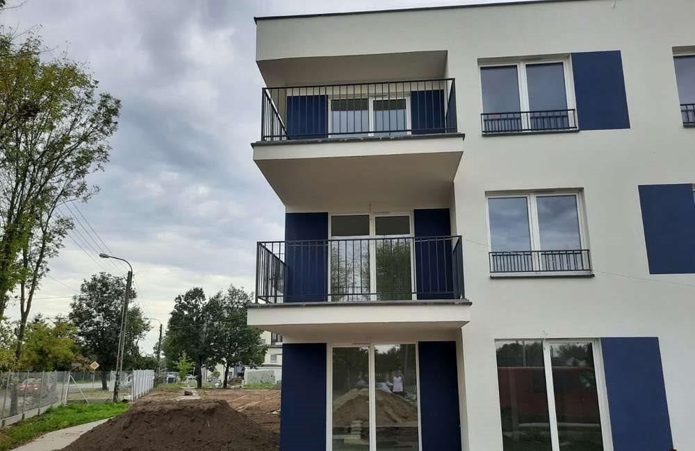 Mieszkanie trzypokojowe na sprzedaż Konstantynów Łódzki, ul. srebrzyńska  64m2 Foto 11