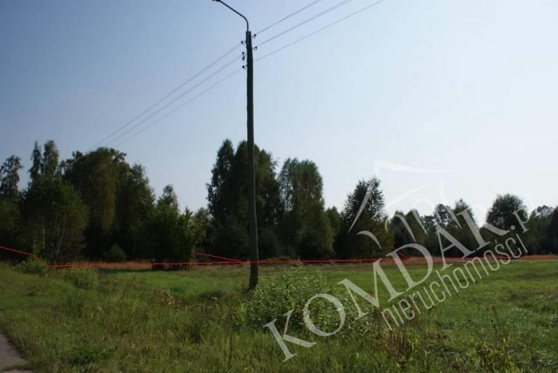 Działka budowlana na sprzedaż Choiny, Choiny  1000m2 Foto 4