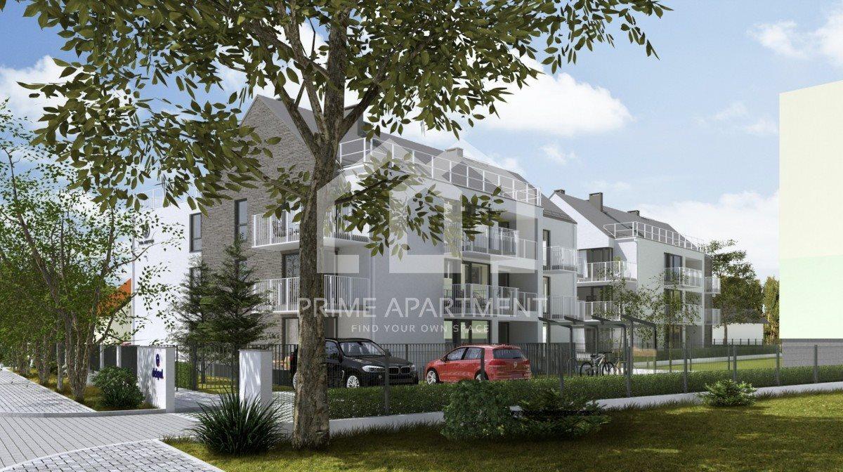 Mieszkanie dwupokojowe na sprzedaż Gdańsk, Sobieszewko, Nadwiślańska  42m2 Foto 6