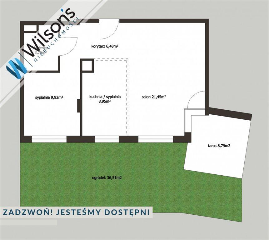 Mieszkanie trzypokojowe na sprzedaż Warszawa, Wola, Goleszowska  51m2 Foto 1