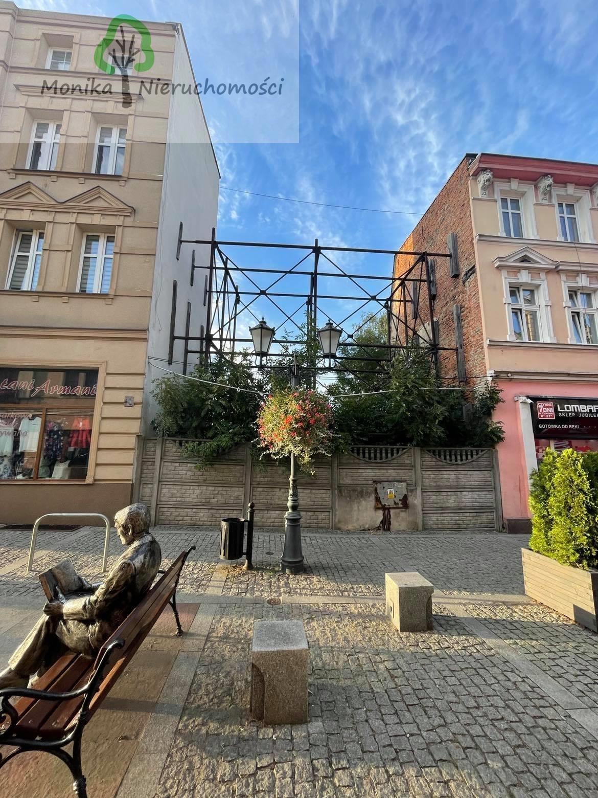 Działka inwestycyjna na sprzedaż Tczew, Dąbrowskiego  367m2 Foto 1