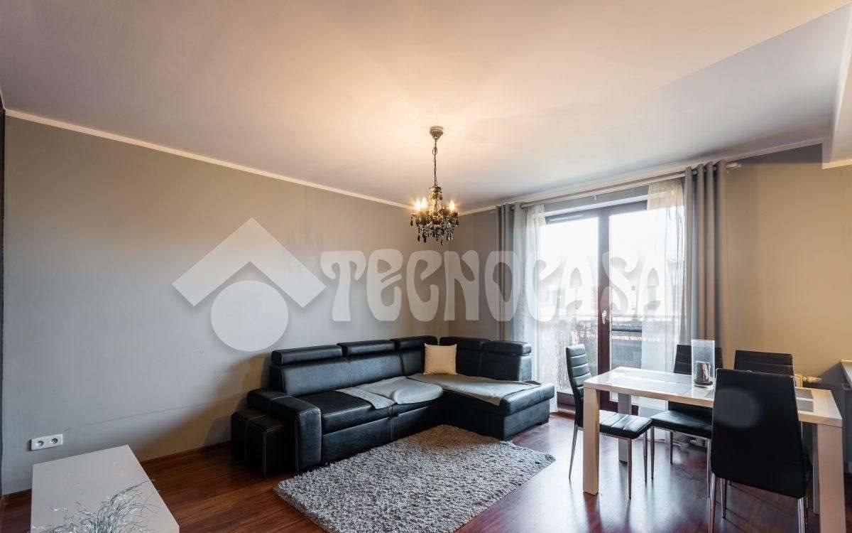 Mieszkanie dwupokojowe na sprzedaż Kraków, Dębniki, kraków  57m2 Foto 3