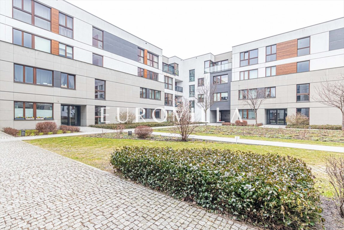 Mieszkanie trzypokojowe na sprzedaż Warszawa, Wilanów, Franciszka Klimczaka  80m2 Foto 5