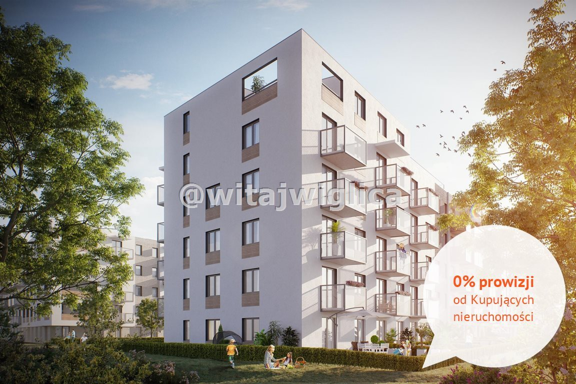 Mieszkanie trzypokojowe na sprzedaż Wrocław, Krzyki, Klecina, Jutrzenki  53m2 Foto 3