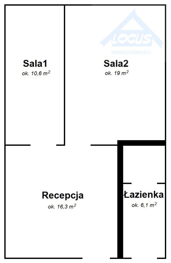 Lokal użytkowy na wynajem Warszawa, Wola  52m2 Foto 6