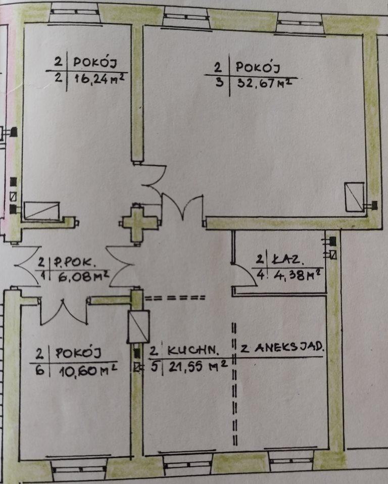 Mieszkanie trzypokojowe na wynajem Radom, Śródmieście, Stefana Żeromskiego  92m2 Foto 9