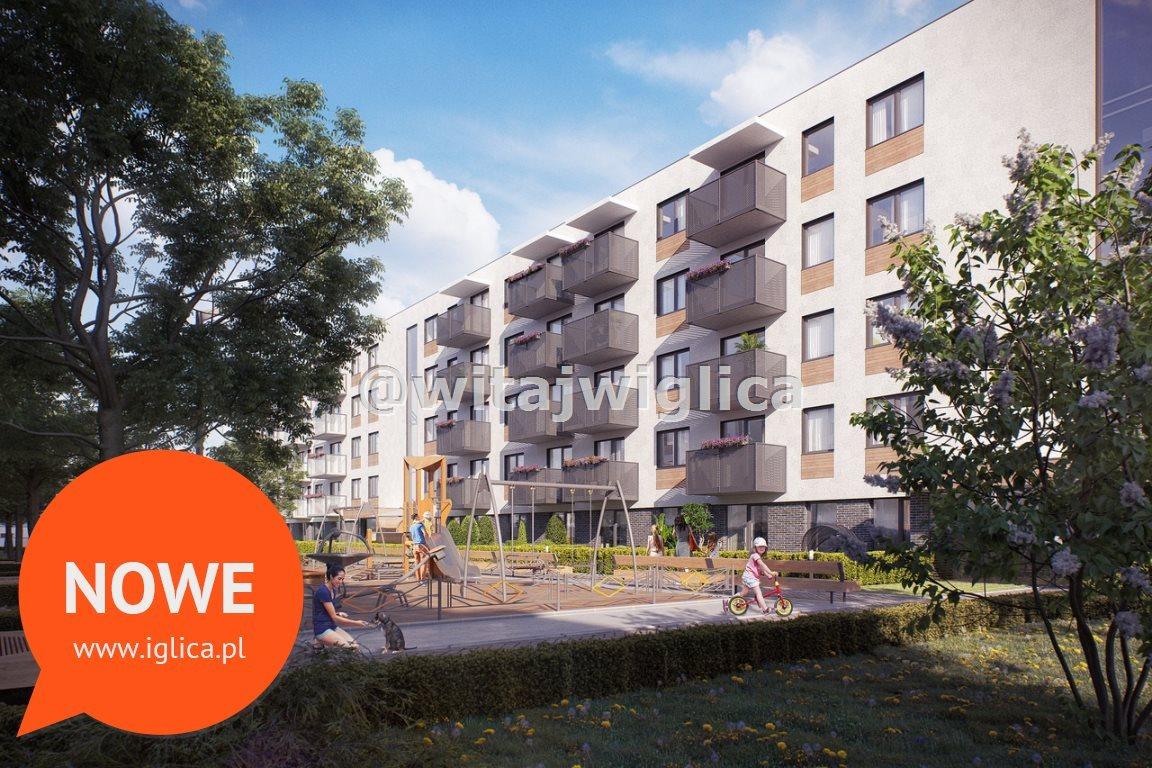 Mieszkanie trzypokojowe na sprzedaż Wrocław, Krzyki, Klecina, Jutrzenki  52m2 Foto 7