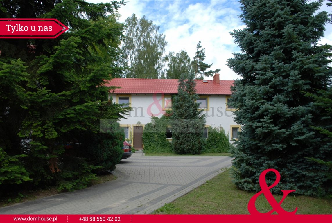 Lokal użytkowy na sprzedaż Mirowo Duże  420m2 Foto 7