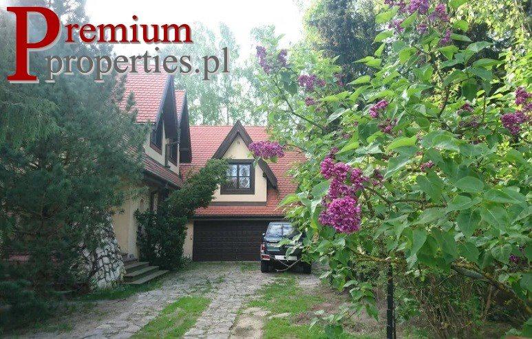 Dom na wynajem Konstancin-Jeziorna, Konstancin  240m2 Foto 1