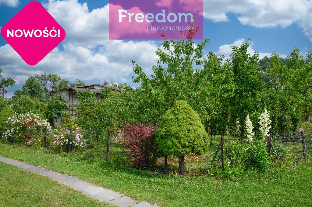 Działka rekreacyjna na sprzedaż Łódź, Górna, Pustynna  380m2 Foto 2
