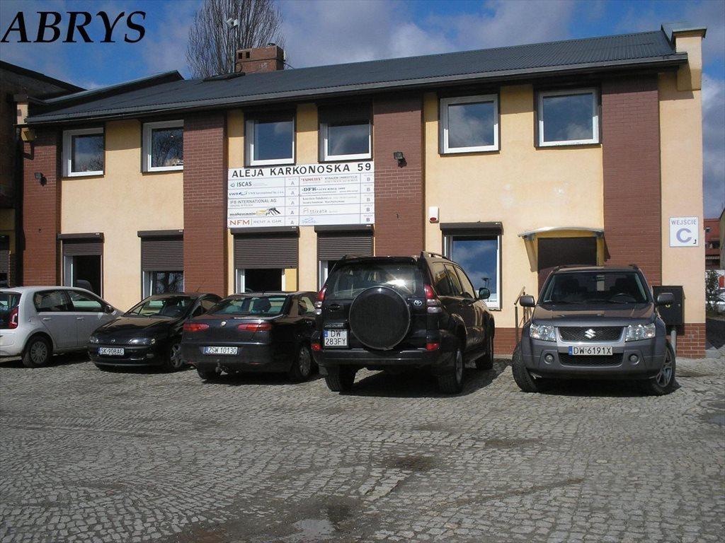 Lokal użytkowy na wynajem Wrocław, Krzyki, Al.Karkonoska  40m2 Foto 1