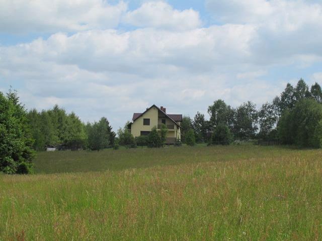 Działka budowlana na sprzedaż Wola Wieruszycka  1089m2 Foto 6