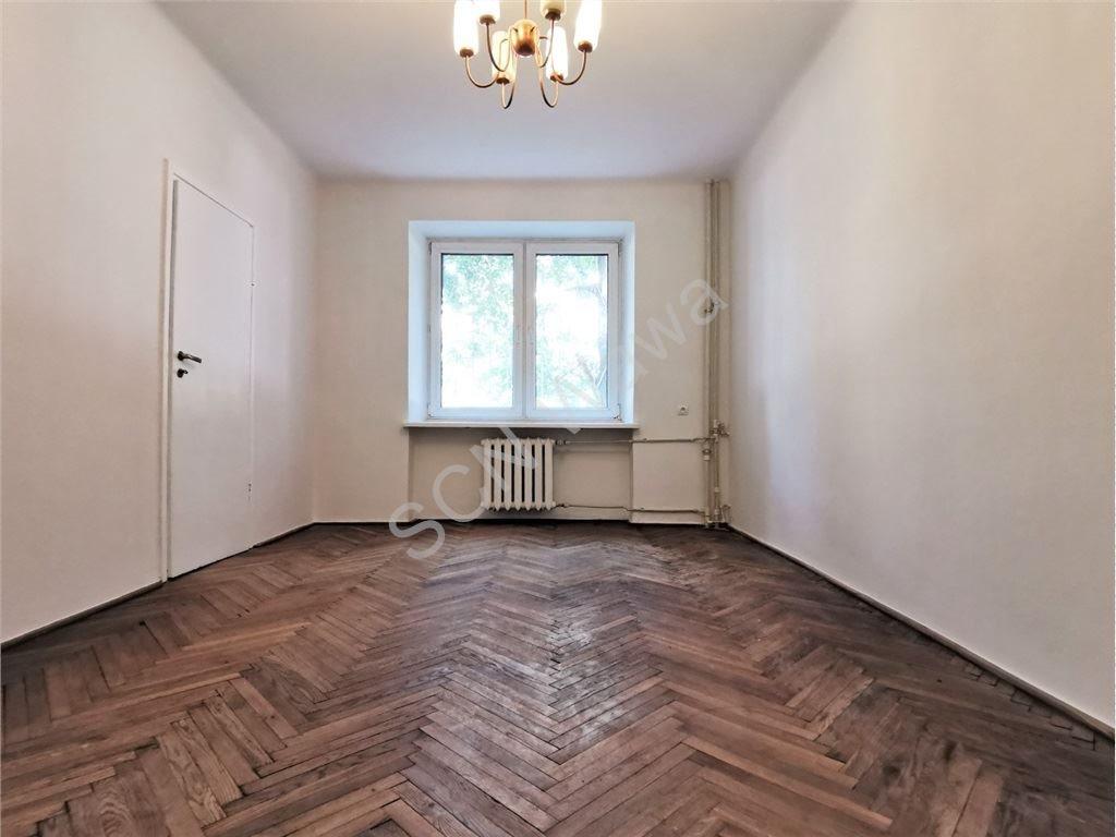 Mieszkanie trzypokojowe na sprzedaż Warszawa, Mokotów, Al.Niepodległości  52m2 Foto 2