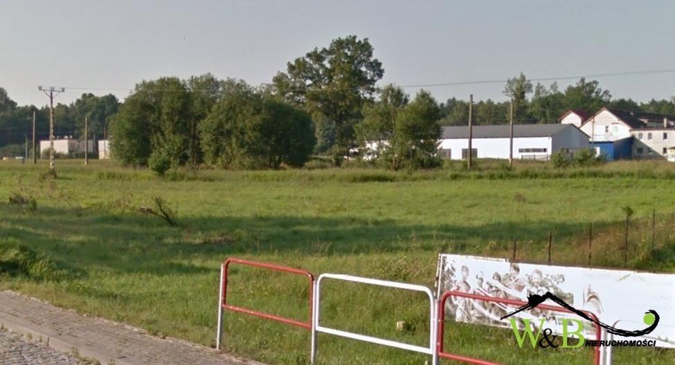 Działka przemysłowo-handlowa na sprzedaż Brynek, DK 11  4000m2 Foto 2