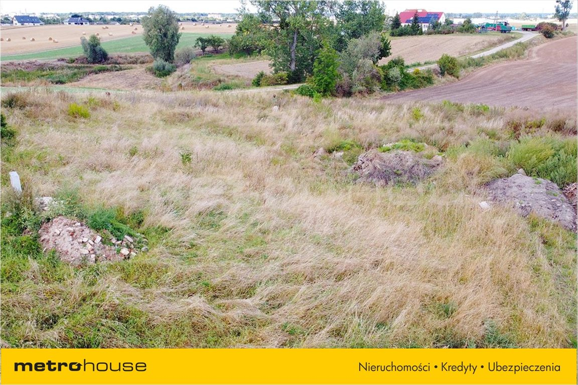 Działka budowlana na sprzedaż Nowa Wieś Malborska, Malbork  1250m2 Foto 10