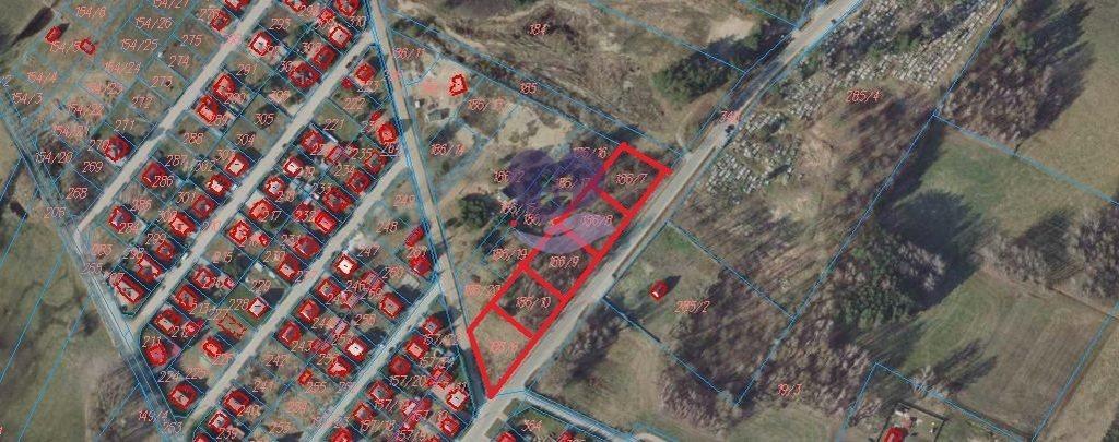 Działka budowlana na sprzedaż Zabłudów  1379m2 Foto 13