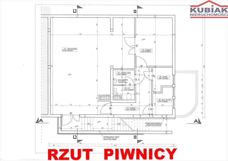 Lokal użytkowy na sprzedaż Pruszków  167m2 Foto 1