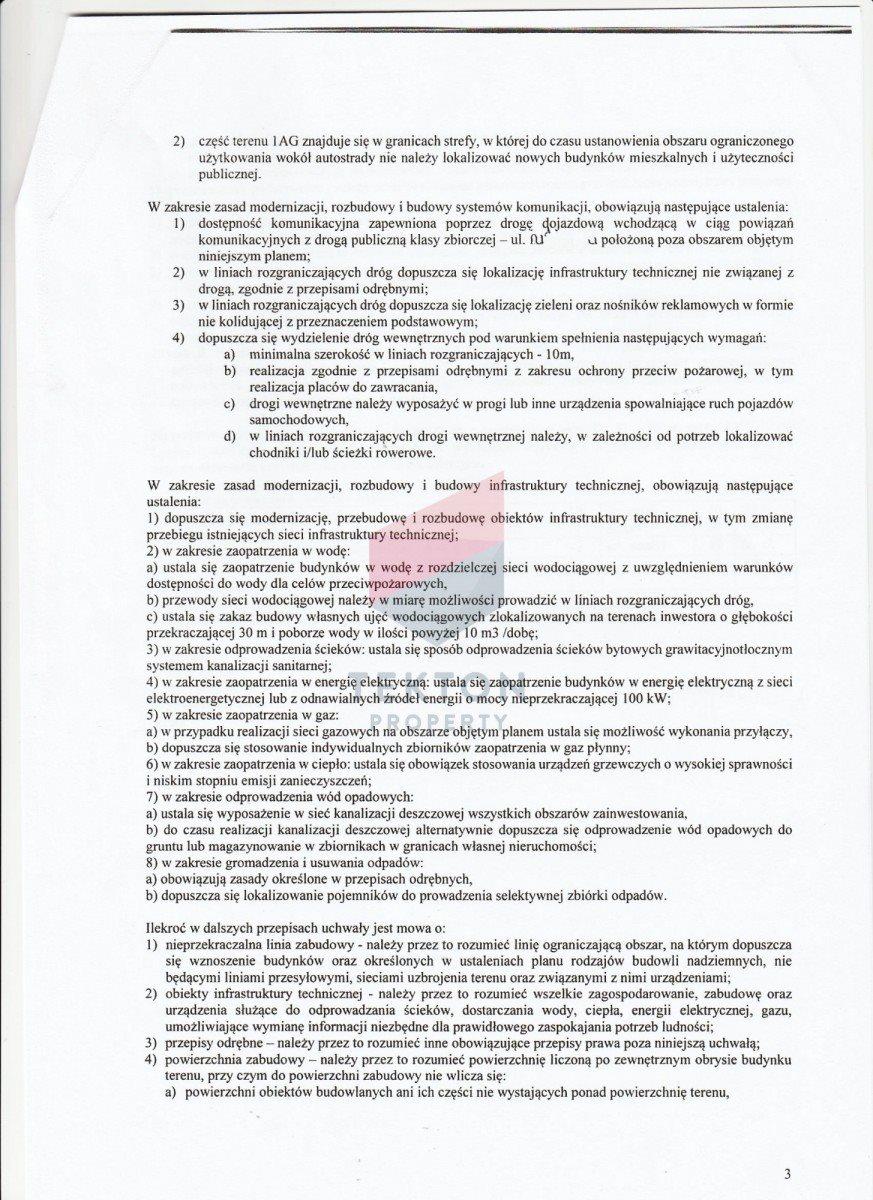 Działka przemysłowo-handlowa na sprzedaż Domasław, Południowa  51151m2 Foto 9