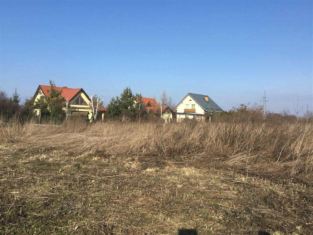 Działka budowlana na sprzedaż Błonie, Łąki, -  1200m2 Foto 1