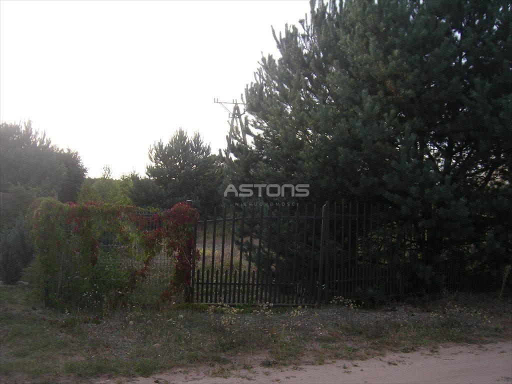 Działka budowlana na sprzedaż Wierzyce, Wierzyce  1244m2 Foto 5