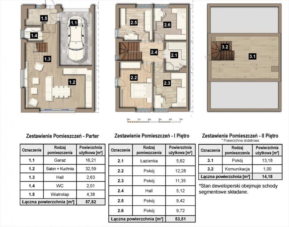 Dom na sprzedaż Kraków, Prądnik Biały, Władysława Łokietka  133m2 Foto 2
