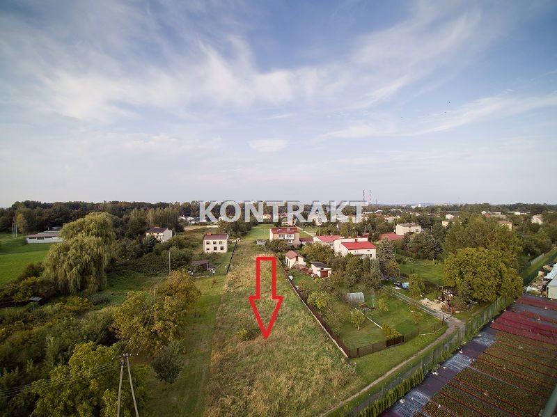 Działka budowlana na sprzedaż Oświęcim, Osiedle, Bema  1054m2 Foto 3