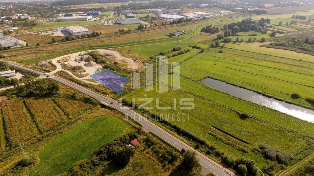Działka komercyjna na sprzedaż Tczew  6226m2 Foto 1