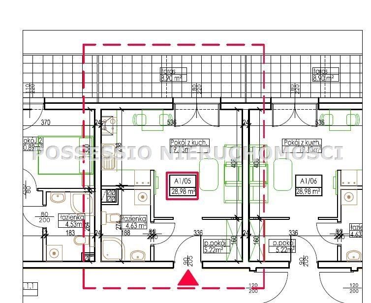 Mieszkanie na sprzedaż Strzegom  28m2 Foto 7