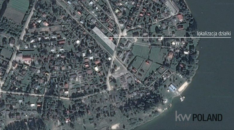 Działka rekreacyjna na sprzedaż Boguchwałowice, Sokołów  1552m2 Foto 5